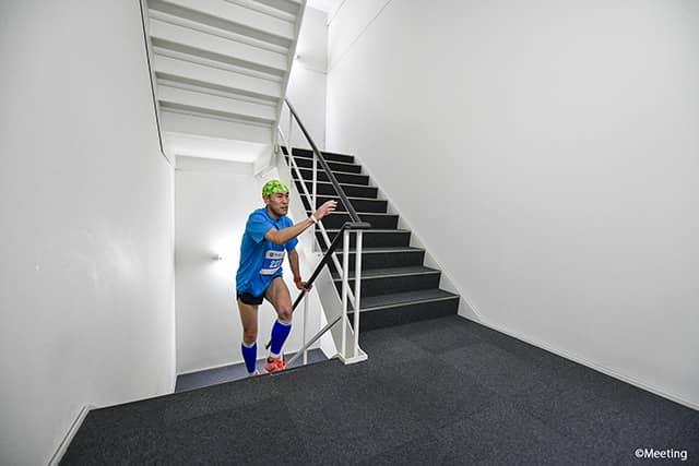 1,197段を駆け上がる階段垂直マラソン「2019 MIDLAND SKYRUN」5月開催