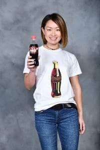 車いすテニス上地結衣、パラ走り幅跳び中西麻耶、コカ・コーラとパートナーシップ契約