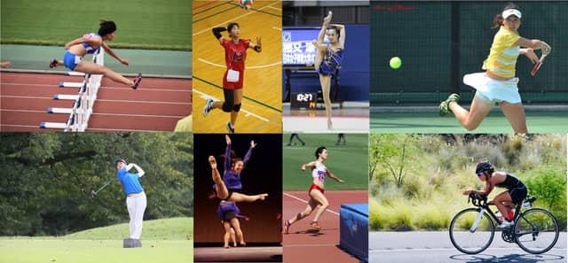 サマンサタバサ、スポーツに取り組む女性大学生を応援するプロジェクトを始動