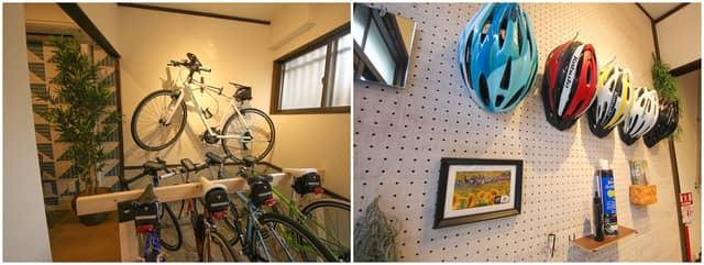 クロスバイクでサイクリングが楽しめる体験型民泊「CYCLESTAY」が大阪にオープン