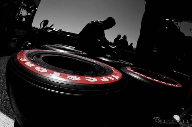 ファイアストン、インディカーシリーズのオフィシャルタイヤサプライヤー契約を延長