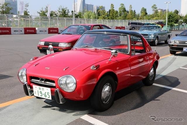 トヨタ・スポーツ800