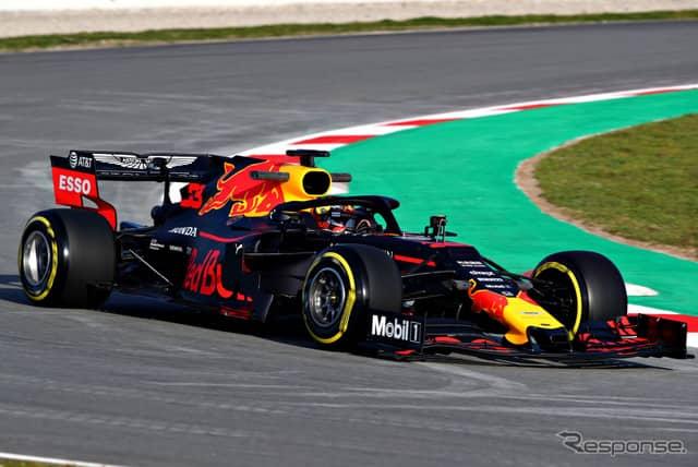 レッドブルRB15・ホンダ《写真提供 Red Bull》