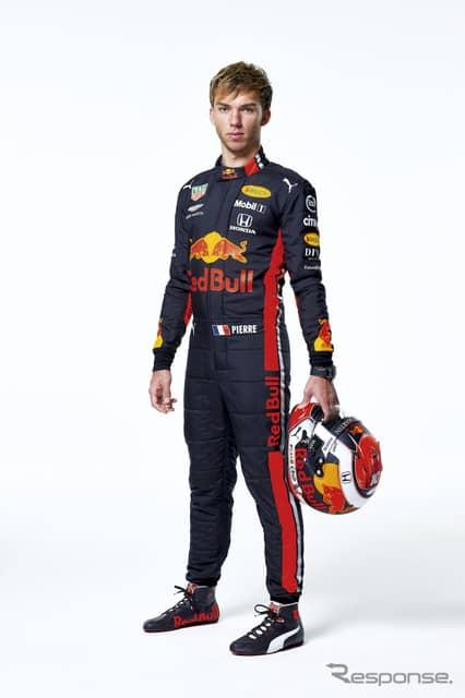 P.ガスリー《写真提供 Red Bull》