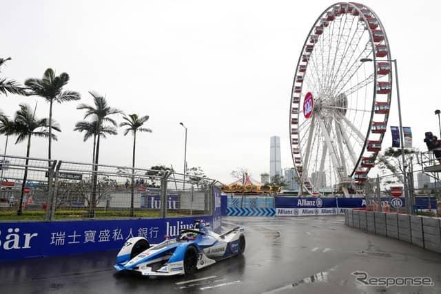 フォーミュラE 第5戦 香港E-Prix《画像 FIA》