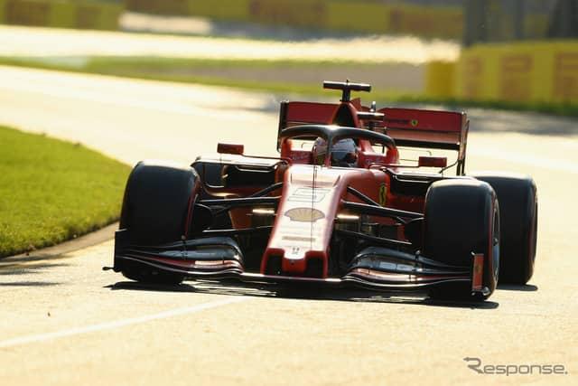 F1オーストラリアGP(c) Getty Images