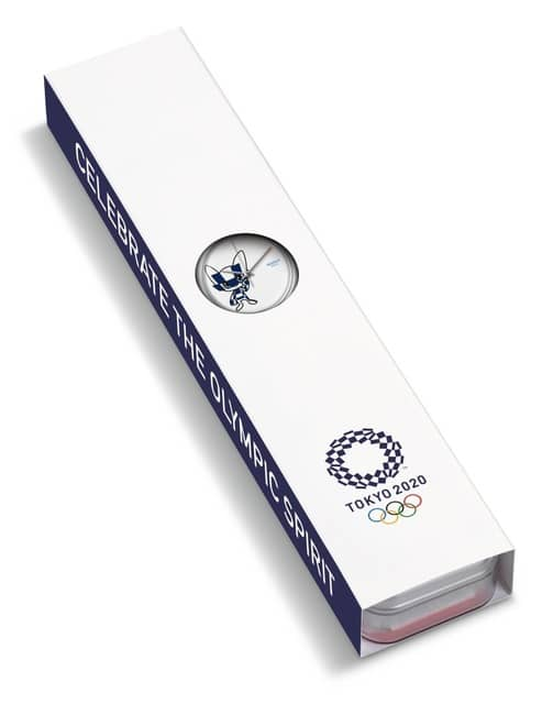 スウォッチ、東京オリンピック開催500日前を記念した限定モデル発売