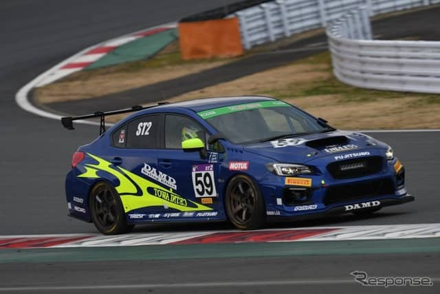 TOWAINTEC Racing スバル WRX STI