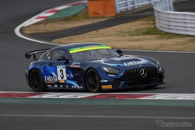 ENDLESS SPORTS メルセデス AMG GT4