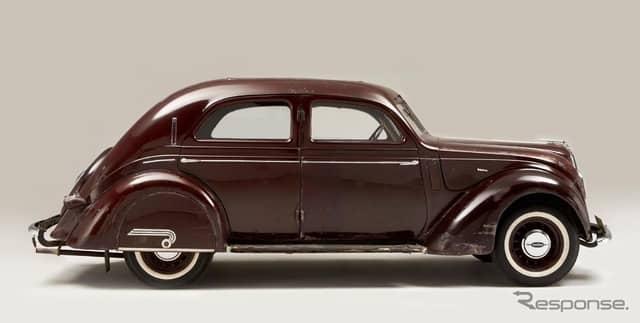 1935年製ボルボPV36、ラーソン氏所有車