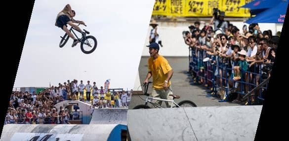 サーフィン、スケートボード、BMXが集結するフェス「MURASAKI SHONAN OPEN」7月開催