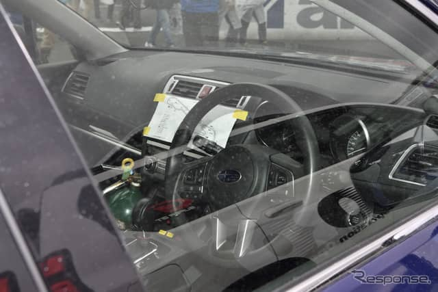 SUPER GT FRO車両《撮影 雪岡直樹》