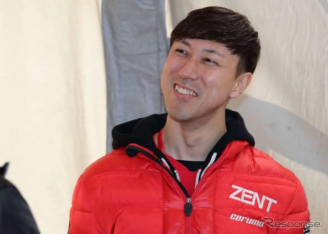石浦宏明はミカ・ハッキネンらと組んで今年の鈴鹿10Hに参戦する(写真はSUPER GT参戦時)。《写真提供 TOYOTA》