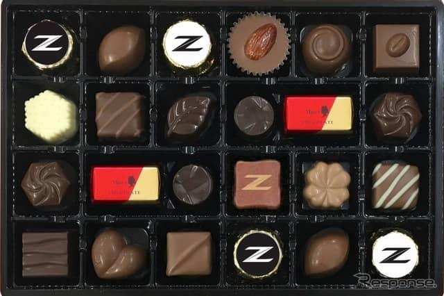 FAIRLADY Z 誕生50周年記念 日産ファンシーチョコレート