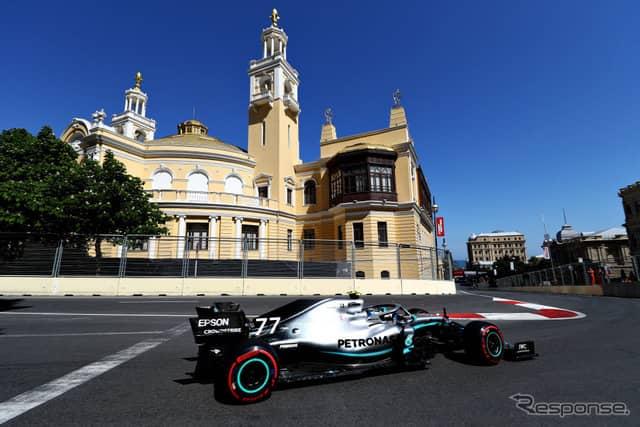 F1アゼルバイジャンGP(c) Getty Images