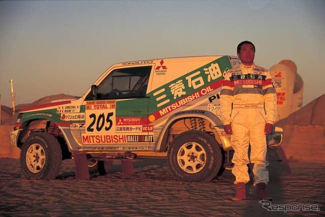1997年:総合優勝(篠塚建次郎)