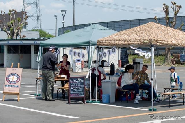 筑波サーキット・カーフェスティバル2019《撮影 Hideyuki Gomibuchi》