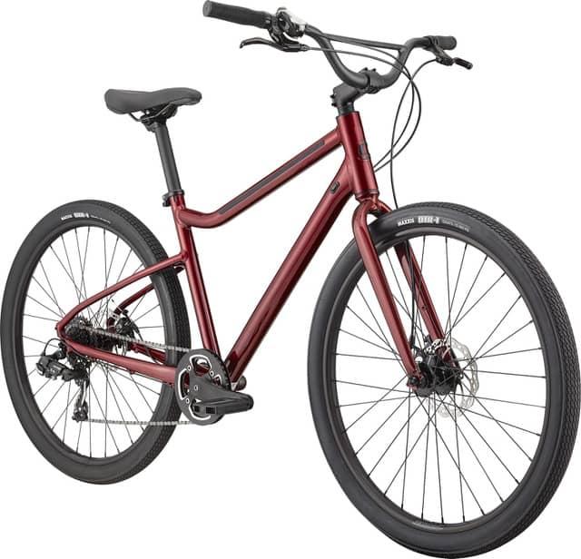 軽量アルミニウム構造で乗り心地の良いフィットネスバイク「Treadwell」発売