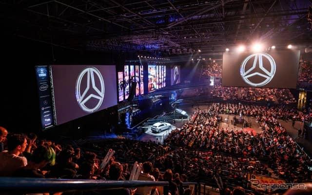 英国バーミンガムで開催されたeスポーツ大会、「ESL One」