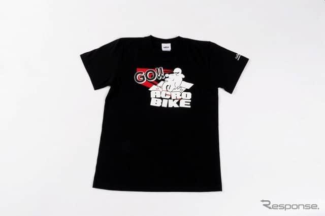 アクロバイク 子どもTシャツ《写真 モビリティランド》