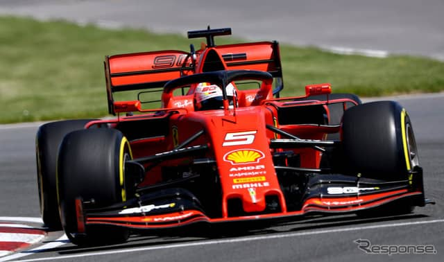 F1カナダGP《photo by Getty Images》