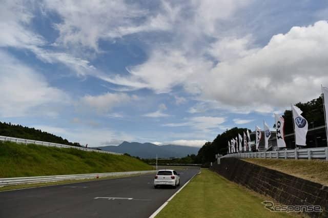 GTI Driving Experience(イメージ)《写真 フォルクスワーゲン グループ ジャパン》