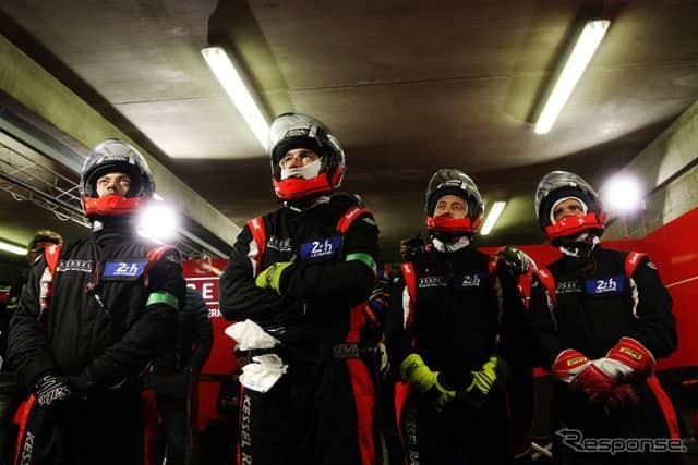 Kessel Racingは#83が41位、#60が48位。《photo by Getty Images》