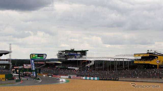 ルマン24時間耐久レース(2019年)《photo by Getty Images》