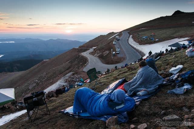 パイクスピーク・ヒルクライム2019《photo by Pikes Peak International Hill Climb》
