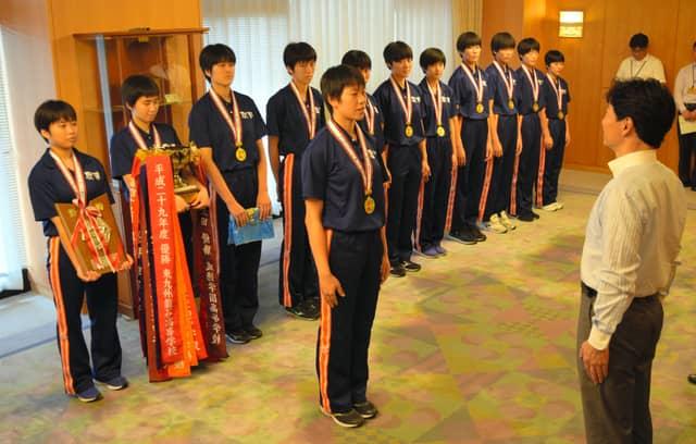 テニス部 - 関西高等学校