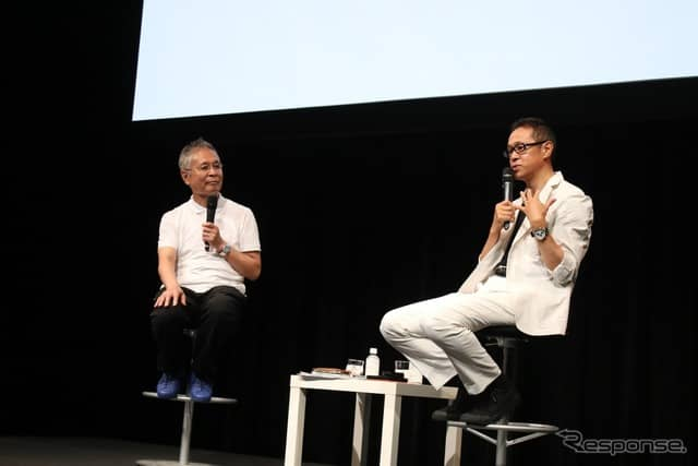 "Audi TT 20 years presents ""bauhaus 100 japan Talk Live""《撮影  内田俊一》"