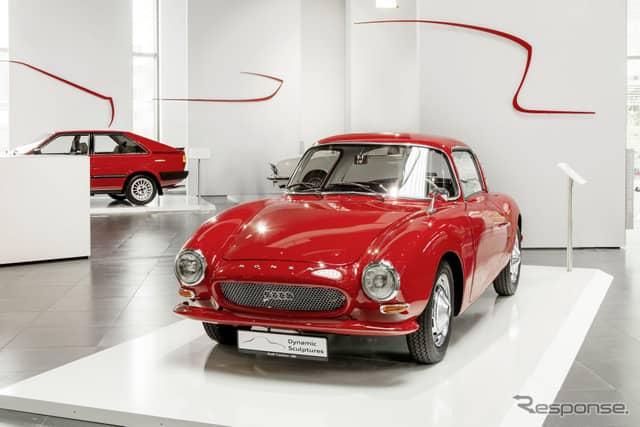 DKWモンツァ《photo: Audi》