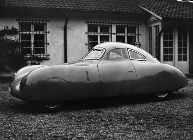"""ポルシェの""""原型""""、タイプ64《photo: Porsche》"""