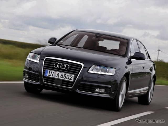 アウディA6《photo: Audi》
