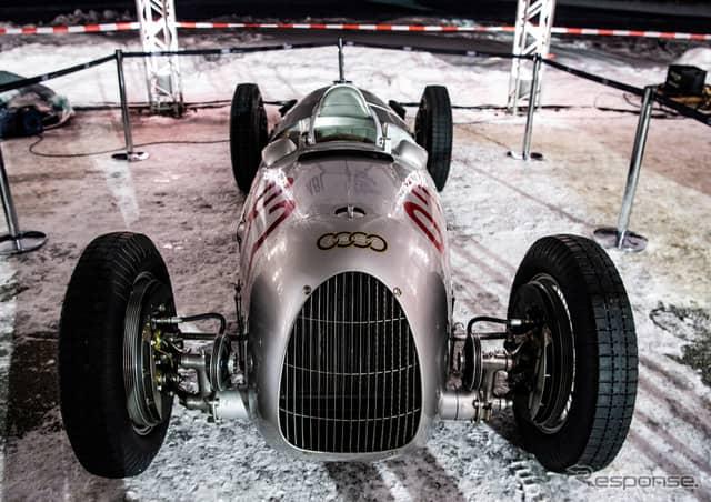 アウトウニオン・タイプC《photo: Audi》