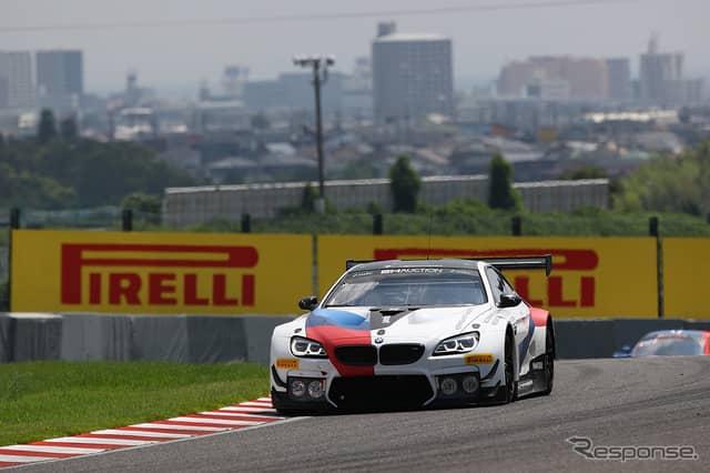 [鈴鹿10時間]5時間経過時点で3位の#42 BMW Team Schnitzer《Photo:Kazuhisa Masuda/撮影 益田和久》