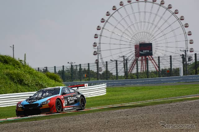 3番手の#34 Walkenhorst Motorsport《Photo:Kazuhisa Masuda/撮影 益田和久》