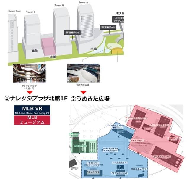 MLBを体験できるベースボールフェスティバル「MLB ROAD SHOW」が大阪で開催