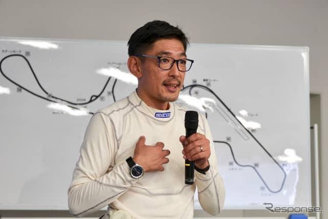 インフィストデザイン代表取締役 須田力氏《撮影 後藤竜甫》
