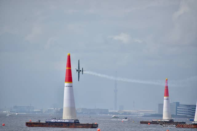 RED BULL AIR RACE CHIBA 2019/Round of 8/FINAL 4《撮影 後藤竜甫》