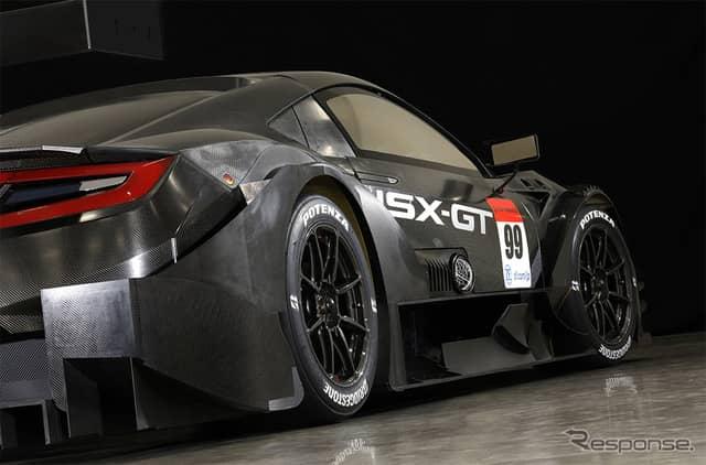 ホンダ NSX-GT《画像:ホンダ》