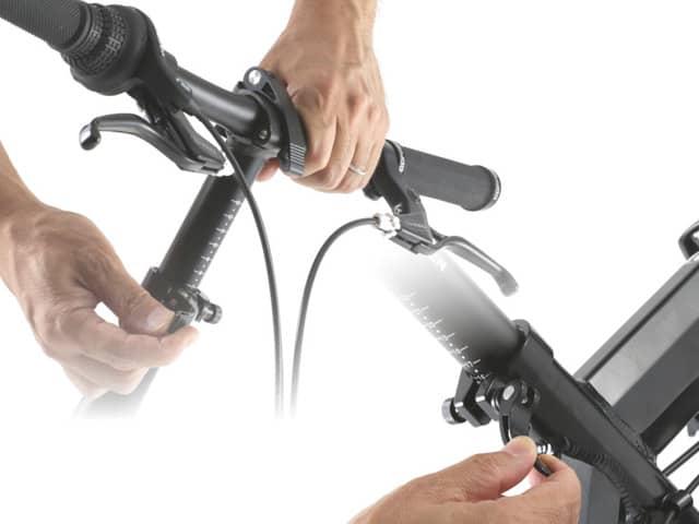 14インチ級車載サイズの16インチ折りたたみ自転車「ハコベロハイパーライト」発売