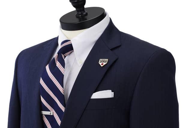 勝ち色の藍色を取り入れた侍ジャパンオフィシャルスーツ第9弾発売…ブルックス ブラザーズ