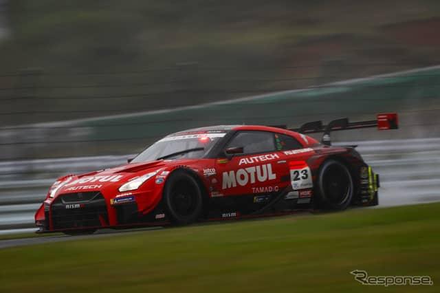 決勝3位の#23 GT-R。《photo by Kazuhisa Masuda》