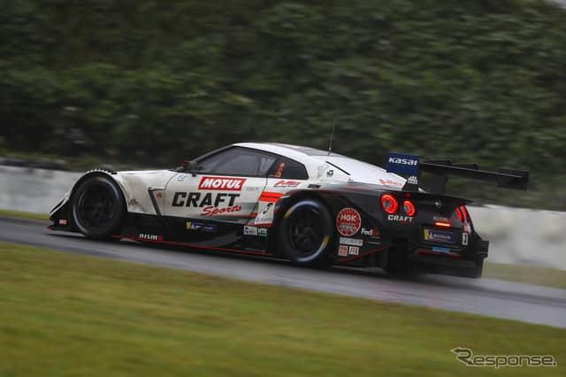 GT-Rの今季GT500クラス初優勝となったSUGO戦を終え、シリーズは最終戦へ。《photo by Kazuhisa Masuda》