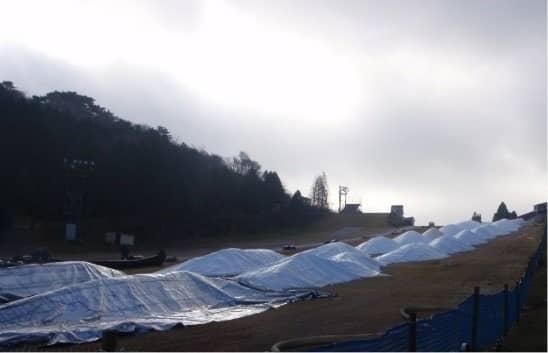 六甲山スノーパーク、雪づくりを10/17開始…11/16オープン予定