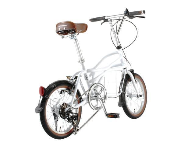 街乗りカーゴバイク16インチミニベロ「ロードヨット330-S」発売