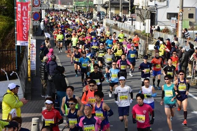 市民手作りの大会で走り初め「高槻シティハーフマラソン」1月開催
