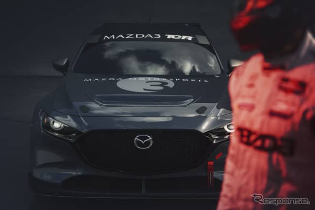 マツダ 3 TCR《photo by Mazda》
