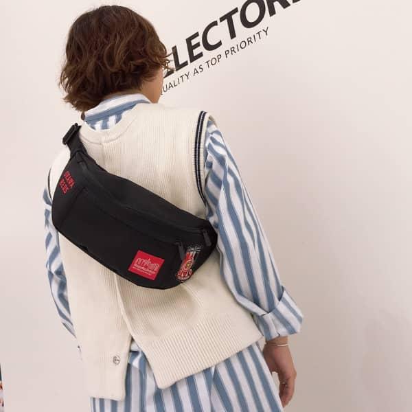 浦和レッズ仕様「Manhattan Portage」のバッグが限定生産で登場